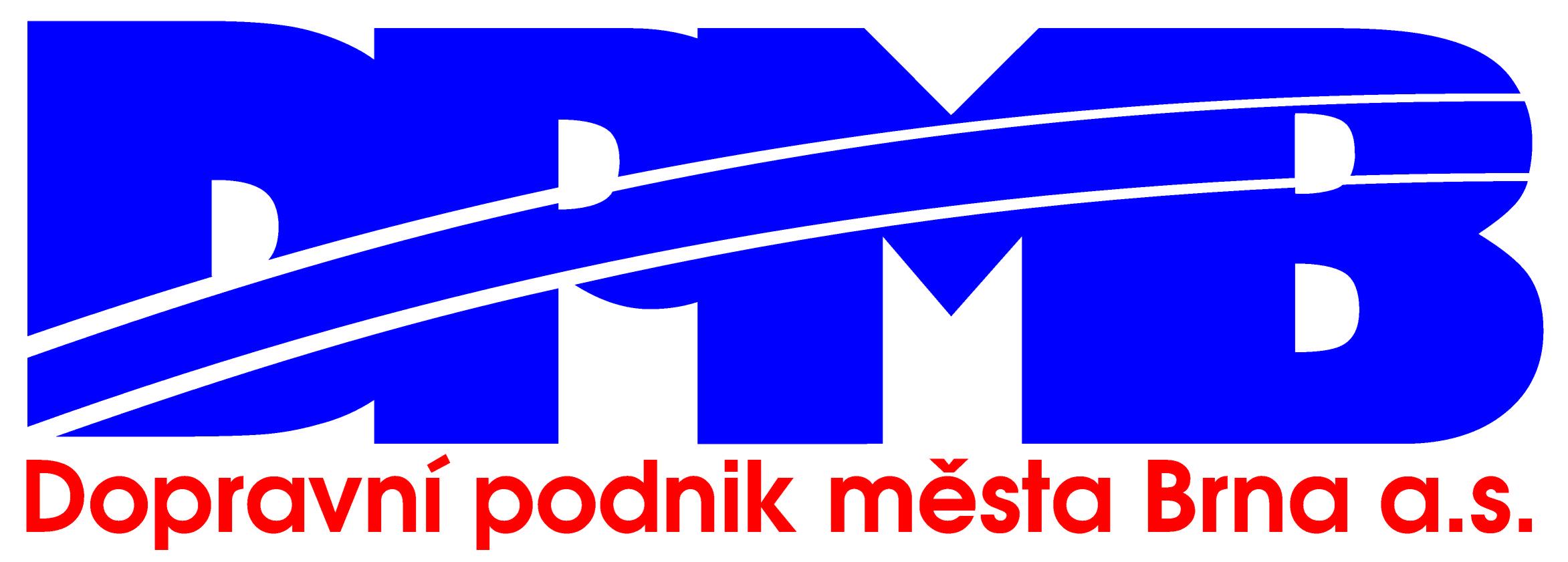 logo Dopravní podnik města Brna
